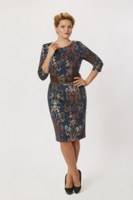 Платье 1000 Roksalina