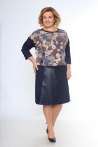 Платье 1037 Roksalina