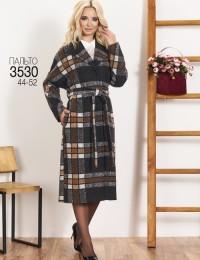 Пальто 3530 Bazalini