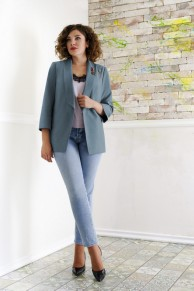 Жакет 1083 Erika-Style
