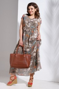 Платье 631-6 Erika-Style