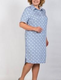 Платье 1728 Tricotex-Style