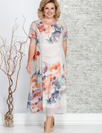 Платье 1644 Ivelta Plus