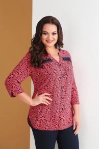 Блузка 1611-2 Ksenia-Style