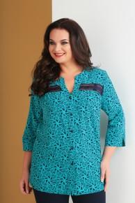 Блузка 1611-3 Ksenia-Style